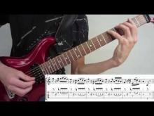 Embedded thumbnail for Paganini Caprice no24 Tutorijal