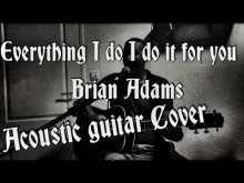 Embedded thumbnail for Everything I do I do it for you - Brian Adams - Acoustic guitar Cover