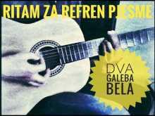 Embedded thumbnail for Ritam na gitari za refren pjesme Dva galeba bela