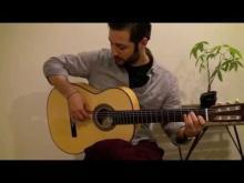 Embedded thumbnail for Lekcija o picado flamenco style